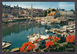 73331/ HONFLEUR, Le Bassin Et Les Bateaux De Plaisance - Honfleur