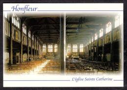 73330/ HONFLEUR, L'église Sainte Catherine, Intérieur - Honfleur