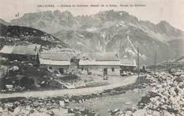 73 Valloires Chalets Du Galibier Massif De La Setaz Route Du Galibier - Frankreich