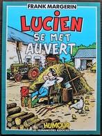 BD LUCIEN - 4 - Lucien Se Met Au Vert - EO 1989 - Lucien