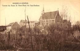 Rhode-St-Genèse - Couvent Des Soeurs De Notre-Dame Des Sept-Douleurs (zeldzaam, Peu Vue, Louise Wets, Marco Marcovici) - St-Genesius-Rode