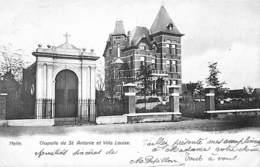 Melle - Chapelle De St Antonie Et Villa Louise (Epse V; Vanden Berghe 1904) - Melle