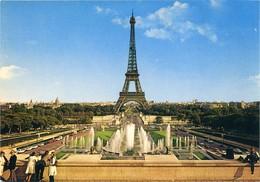 Paris - La Tour Eiffel, Eiffel Tower, - Eiffelturm
