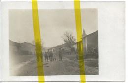 54 MEURTHE ET MOSELLE AVILLERS Canton BRIEY CARTE PHOTO ALLEMANDE MILITARIA 1914/1918 WK1 WW1 - Altri Comuni