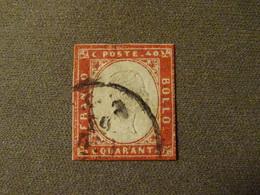 ITALIE   ETAT De SARDAIGNE 1855-61 - Sardaigne