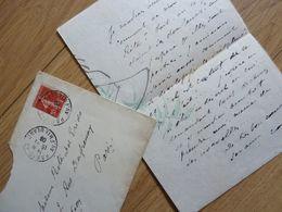 COQUELIN Ainé - Autographes