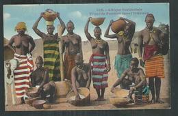 Nue Féminin Femmes Africaines - Nus Adultes (< 1960)