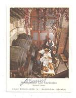 Barcelona- Restaurante Los Caracoles-(D.1073) - Barcelona