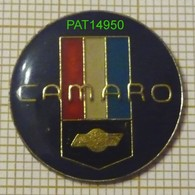 CHEVROLET CAMARO  LOGO En Version EPOXY - Corvette