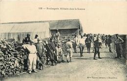 Dans La Somme * Boulangerie Militaire * Animé - Other Municipalities