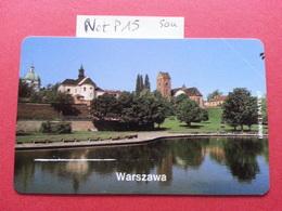 POLAND 37 Second Choix 50 U Warszawa - Od Strony Wisly URMET Neuve Mint Not Perfect 15 - Pologne