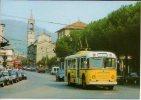 Filobus 014 TEP Parma  Urbano Autobus Pulman Mercedes Trolleybus - Bus & Autocars