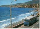 Filobus 29 Linea T Sanremo Taggia La Brezza Filovia Urbano Autobus Pulman Filovia Trolleybus - Autobus & Pullman