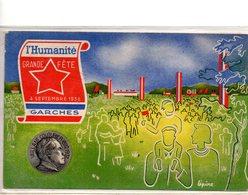 Fete De L Humanite Garches Setembre 1938 - Garches