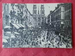 Dep 45 , Cpa ORLEANS , Fetes Du 480°  De Jeanne D'Arc 1909 , Cortège Religieux , Rue Jeanne D'Arc (153) - Orleans