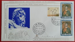 VATICANO VATIKAN VATICAN M Musei Vaticani Numerale 1 Aperite Portas Redemptori Apertura Anno Santo 1983 - Vatican