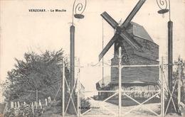 VERZENAY  - Le Moulin A Vent - Autres Communes