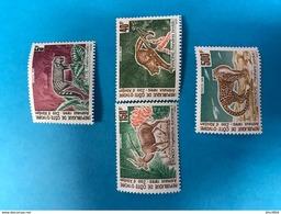 COTE D'IVOIRE 1992 3 V Neuf ** MNH YT 890 A 892 Et Aerien Panthère 500 Wildlife Of Icory Coast - Sellos