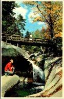 New Hampshire White Mountains Franconia Notch The Basin - White Mountains