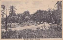 BUBUBU BIDGRE, ZANZIBAR. JB COUNTINHO. CPA CIRCA 1910s - BLEUP - Tanzanie