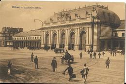 6-MILANO-STAZIONE CENTRALE-ANIMATA - Stazioni Senza Treni