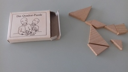 MINI PUZZLE 6.5X4.5 CM - Other