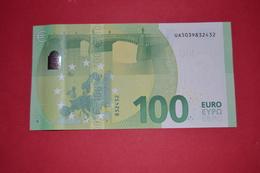 FRANCE 100 EURO - U002G1 - Série Europa - UNC NEUF - 100 Euro