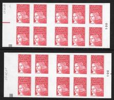 3085a-C5ab Luquet Laposte Deux Supert Aristo Jumeaux RRR - Postzegelboekjes