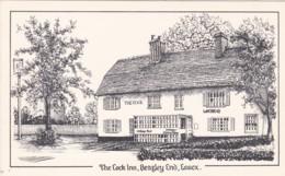 BEAZLEY END -THE  COCK INN - England
