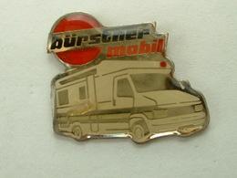 Pin's BURSTNER MOBIL - CAMPING CAR - Pin