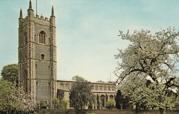 Postcard St Mary's Church Dedham [ Nr Colchester ] My Ref  B13293 - England