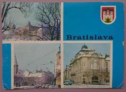 BRATISLAVA - CESKOSLOVENSKO - Slovensko Slovacchia - Multiview - Vg - Slovacchia