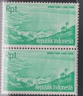 INDONESIA Scott # 513 MNH Pair - Lake Toba - Indonesia