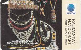 INDONESIA -  Kalimantan Handicraft 3, Used - Indonesia