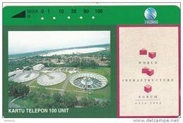 INDONESIA - World Infrastructure Forum Asia 1994, Used - Indonesia