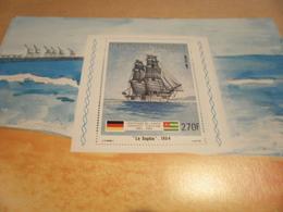 Miniature Sheet 1984 Togolaise Togo La Sophie 1884 Centenary - Togo (1960-...)
