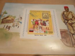 Miniature Sheet 1984 Togolaise Togo German Courrier Postal Centenary 1885 - Togo (1960-...)