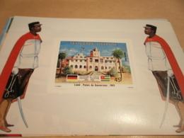 Miniature Sheet 1984 Togolaise Togo German Friendship Governor Palace1905 - Togo (1960-...)