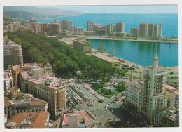 1715/ MÁLAGA. Vista Aérea (1975). Non écrite. Unused. No Escrita. Non Scritta. Ungelaufen. - Málaga