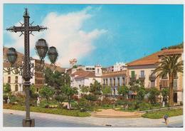 1718/ MÁLAGA. Plaza De La Victoria (1964).- Non écrite. Unused. No Escrita. Non Scritta. Ungelaufen. - Málaga