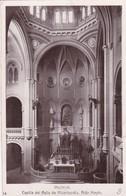 VALENCIA. CAPILLA DEL ASILO DE MISERICORDIA ALTAR MAYOR. CPA CIRCA 1910s - BLEUP - Valencia
