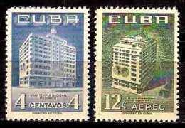 645  Franc-Maconnerie - Yv 440 + A - MNH - Cb -  2,75 - Freemasonry