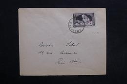 FRANCE - Croix Rouge Sur Enveloppe De Paris Pour Paris En 1940 - L 30506 - Marcofilia (sobres)