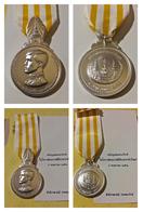 THAILAND – KING VAJIRALONGKORN'S CORONATION 4th-6th APRIL 2019 SILVER MEDAL - Royal / Of Nobility