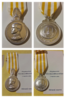 THAILAND – KING VAJIRALONGKORN'S CORONATION 4th-6th APRIL 2019 SILVER MEDAL - Monarquía / Nobleza