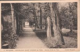 02S476B  CPA 02 -  2.  SOISSONS   Orphelinat Saint Vincent De Paul Grane Allée Du Parc   NV - Soissons