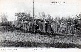 Ballon D'Alsace: Le Jardin Alpestre - France