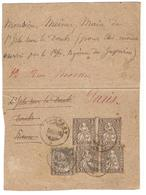 17869 - De CHAMPERY - Briefe U. Dokumente