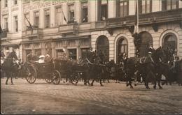 ! Cpa Photo La Grand Duchesse Marie Adelaide A Bruxelles 4.7.1913, Foto, Adel, Luxembourg, Luxemburg, Brüssel, Belgien - Familia Real