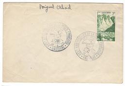 17874 - XXV Anniv. Poste Française - Lettres & Documents